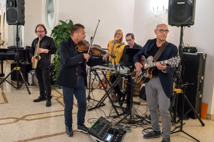 Gruppo per musica matrimonio in Puglia