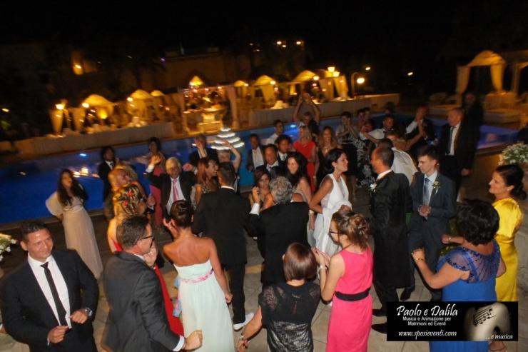 Paolo e Dalila Live dj per matrimonio Lecce
