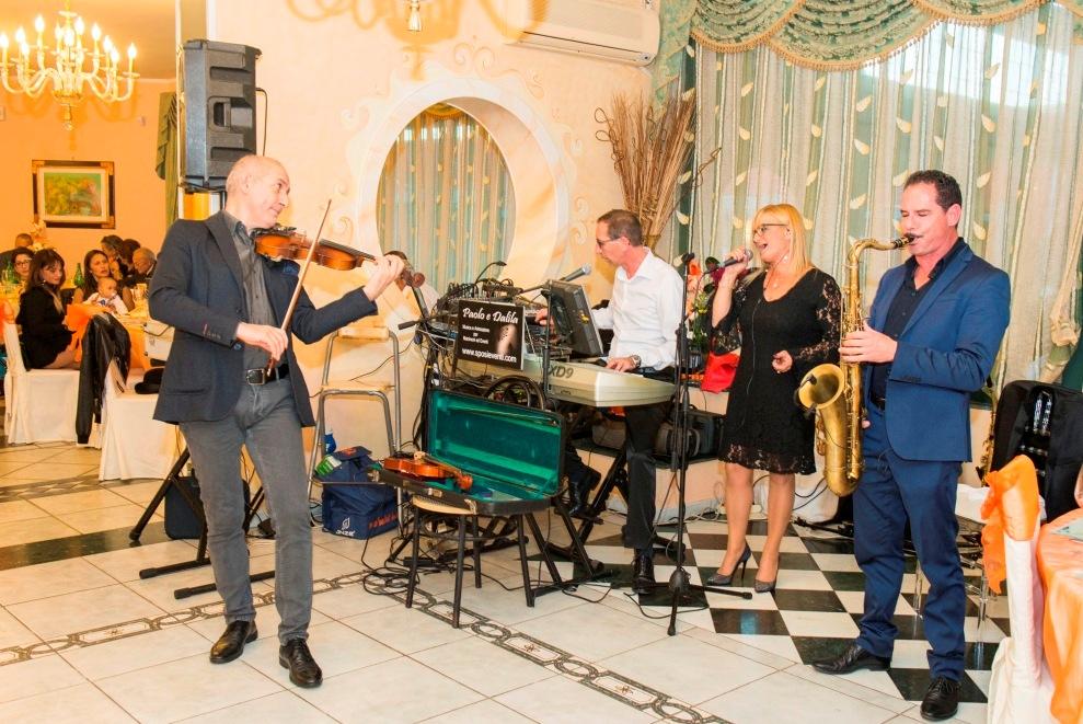 Paolo e Dalila Live musica e animazione matrimoni Lecce