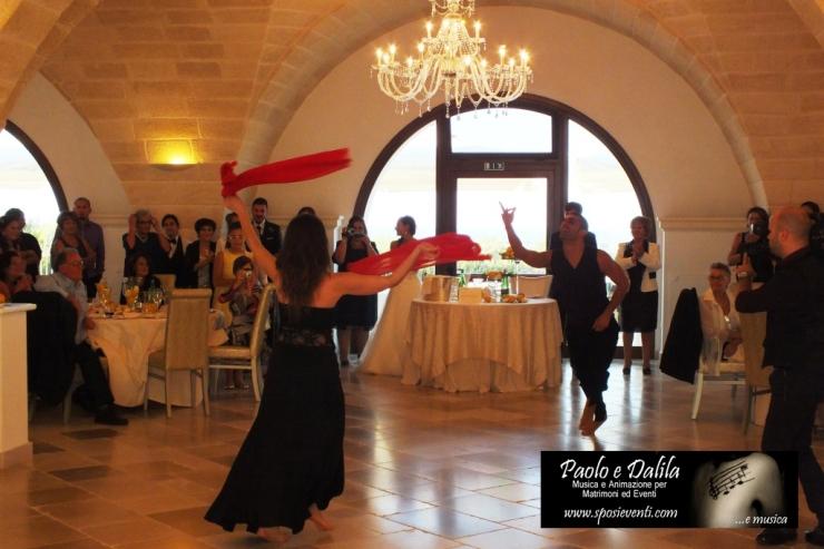 Spettacoli per matrimonio Lecce