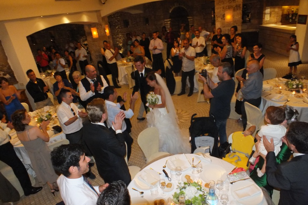 Gjbò ricevimenti matrimonio