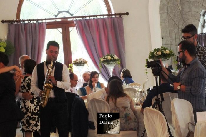 Tenuta Mascarini matrimonio con la musica di Paolo e Dalila live