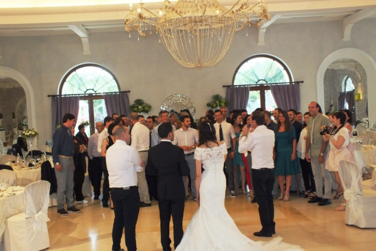 Tenuta Mascarini matrimonio
