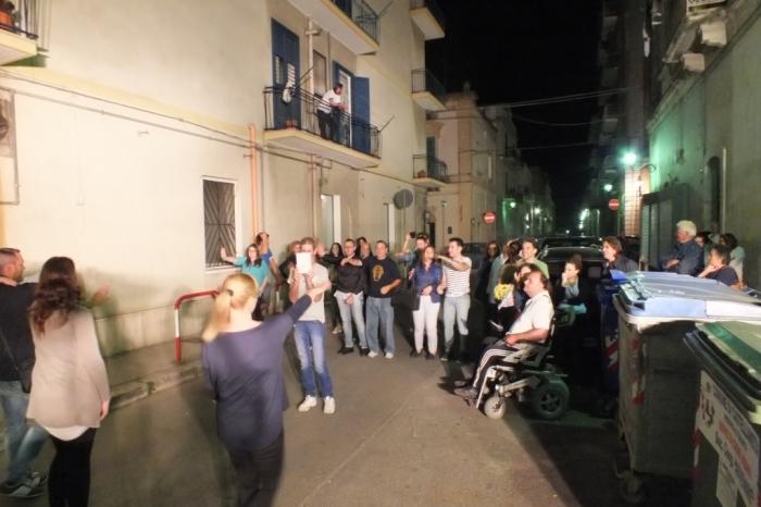 Grupp omusicale che organizza la serenata alla sposa a Taranto e Provincia