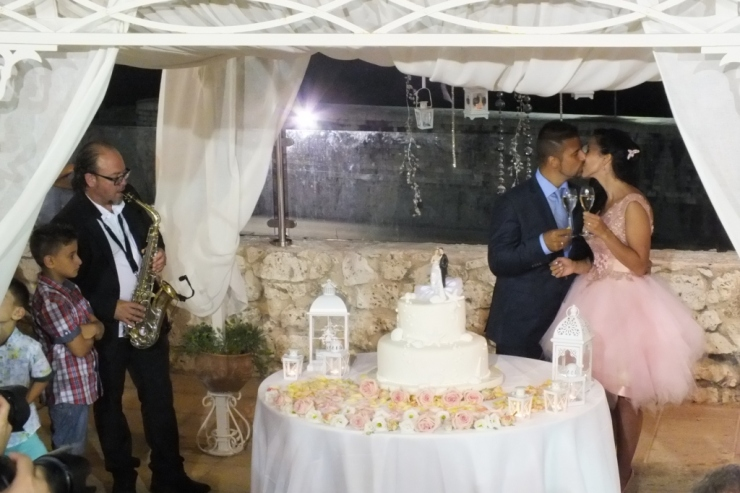 Paolo e Dalila Live gruppo musicale per matrimonio Lecce