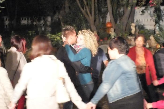 In provincia di Brindisi si dedica alla sposa la serenata
