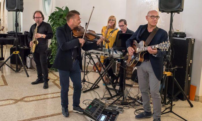 Gruppo musicale per musica matrimonio Lecce, Bari, Brindisi, Taranto e Foggia