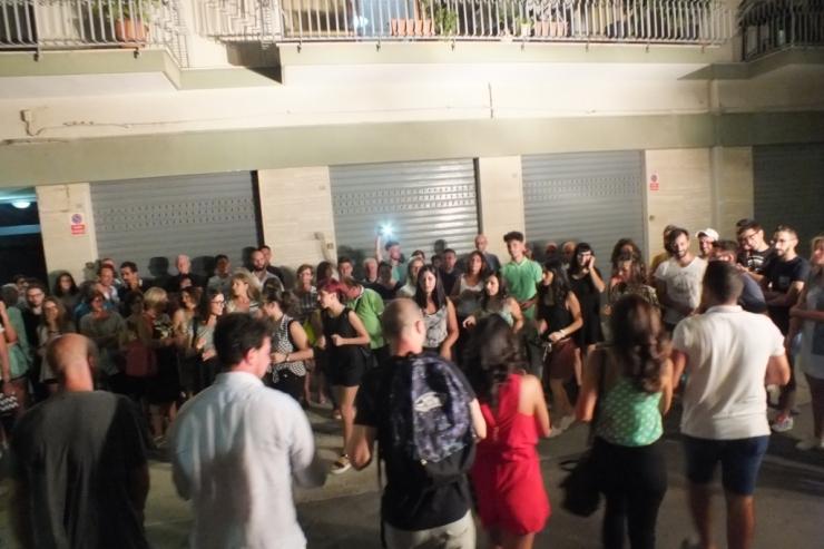 animazione e musica per la serenata alla sposa a Bari