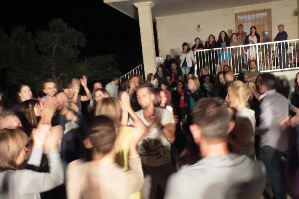 Paolo e Dalila Live gruppo musicale per la serenata a Taranto