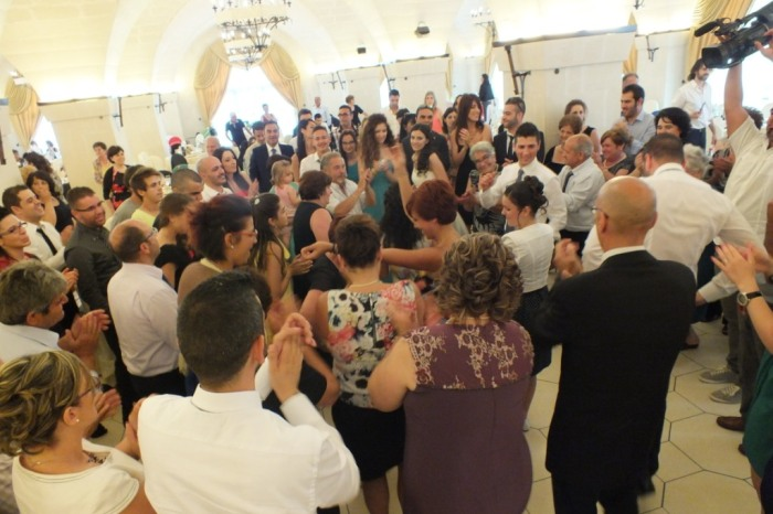 gruppo per l'animazione del matrimonio in Provincia di Lecce