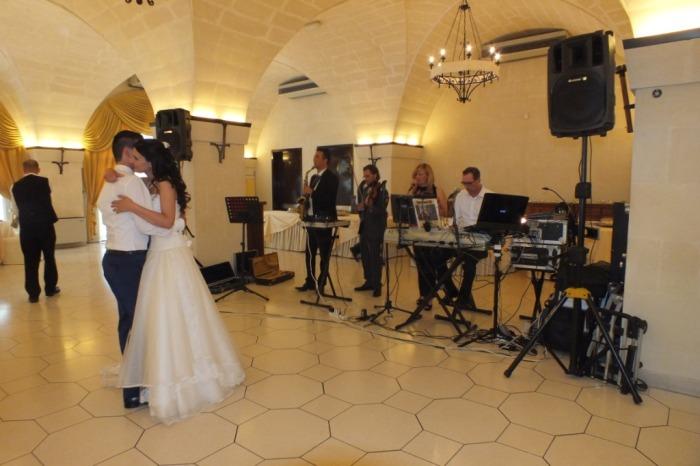 Musica al matrimonio con la Band di Paolo e Dalila Live con violino e sax