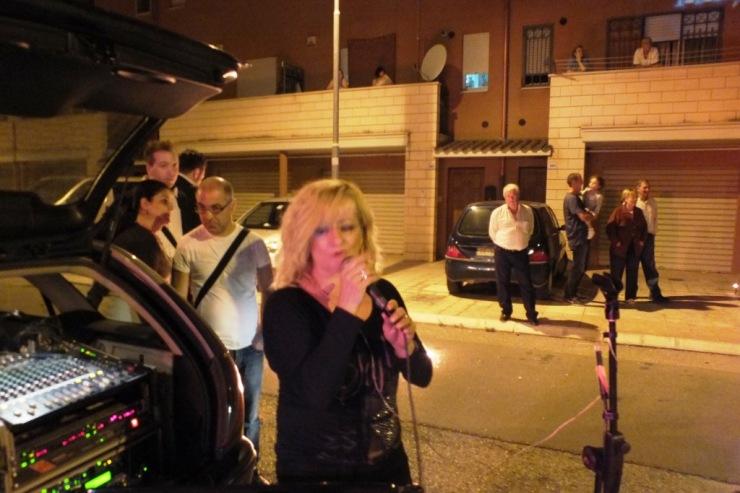 Musicisti che organizzano la serenata alla sposa a Foggia e Provincia