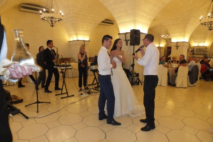 Musica matrimonio Lecce con il gruppo di musicisti di Paolo e Dalila live