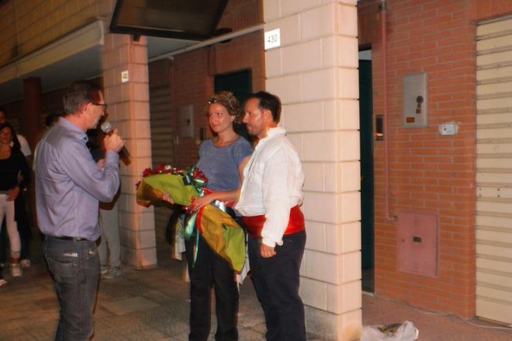 musicisti che organizzano la serenata alla sposa a Foggia citta