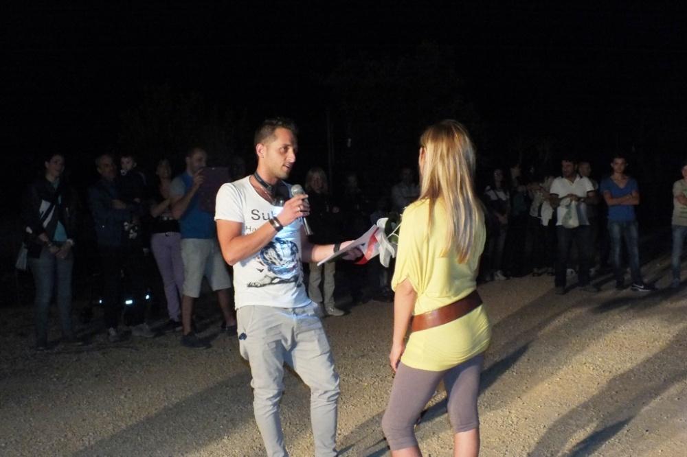 la serenata dedicata alla sposa in Provincia di Taranto