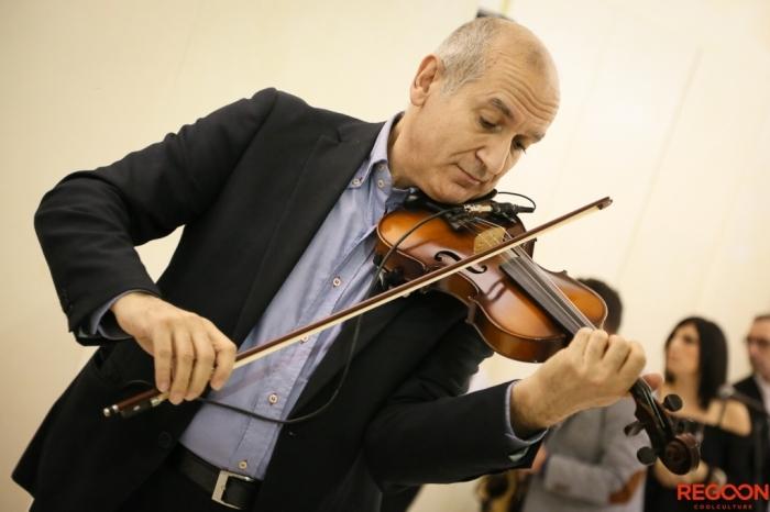 Maestro Marcello Baldassarre violinista per matrimoni ed eventi a Lecce
