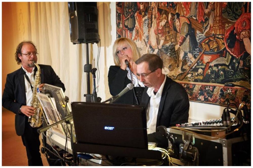Paolo e Dalila Live musica matrimoni Lecce