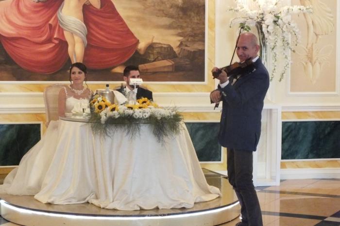 Violinista Lecce