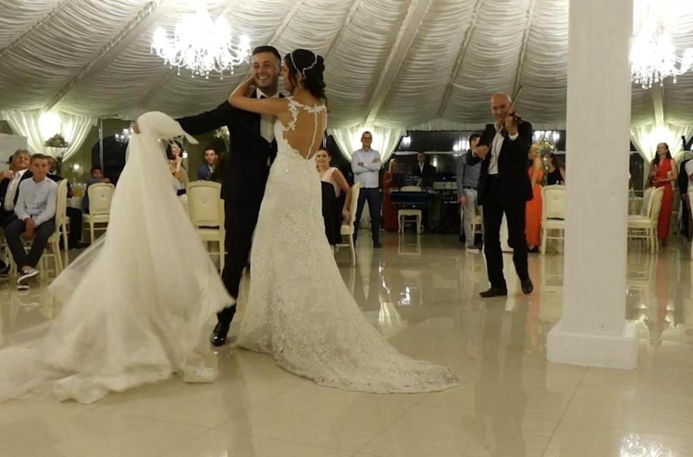 Violinista Lecce matrimonio