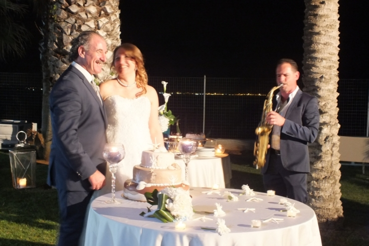 Gruppo musicale per la musica della cerimonia civile a Lecce e Provincia