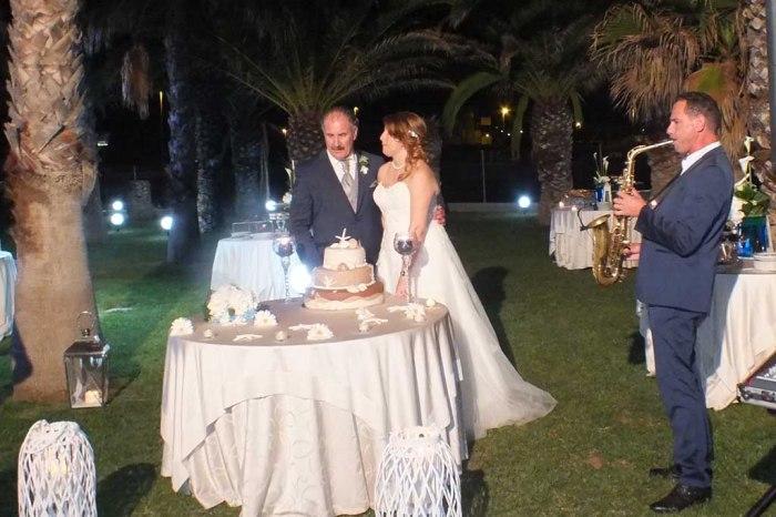 Matrimonio Lecce Oasi Quattro colonne ristorante