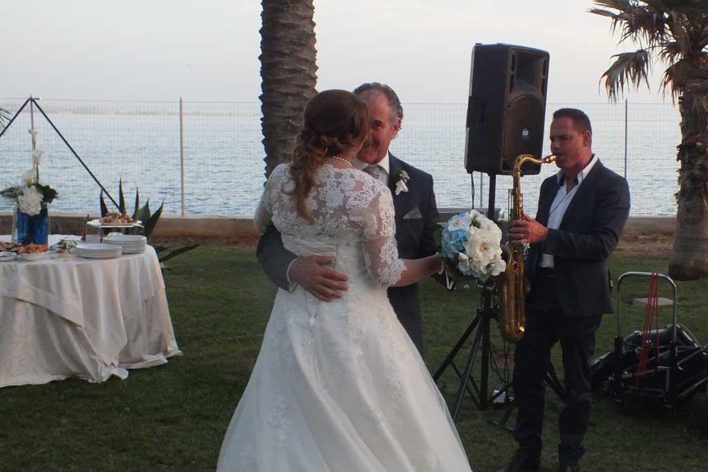 musica matrimonio Lecce Oasi Quattro Colonne