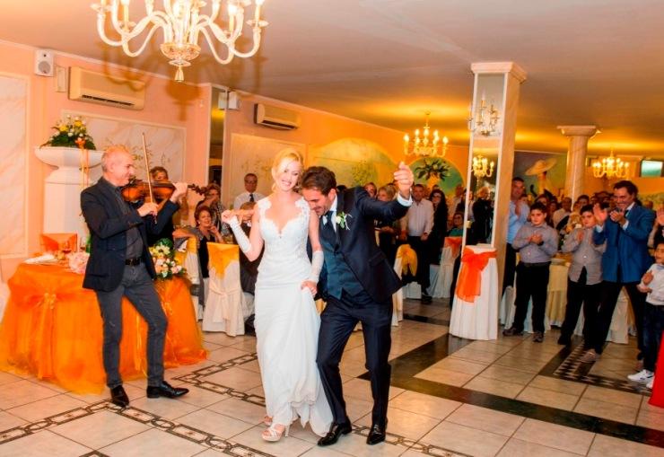 musica Ristorante Fanny a Cutrofiano matrimonio