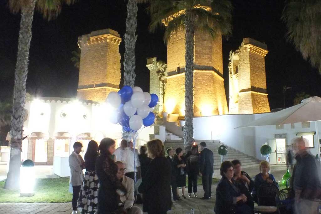Oasi Quattro Colonne sala ricevimenti Lecce