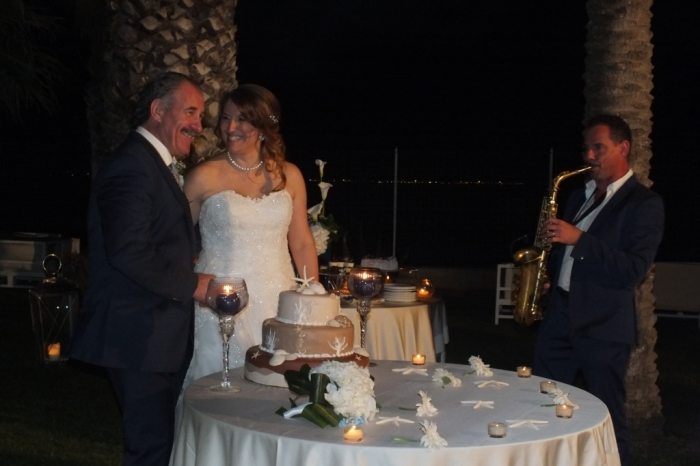 musica con il sassofonista per il matrimonio a Lecce