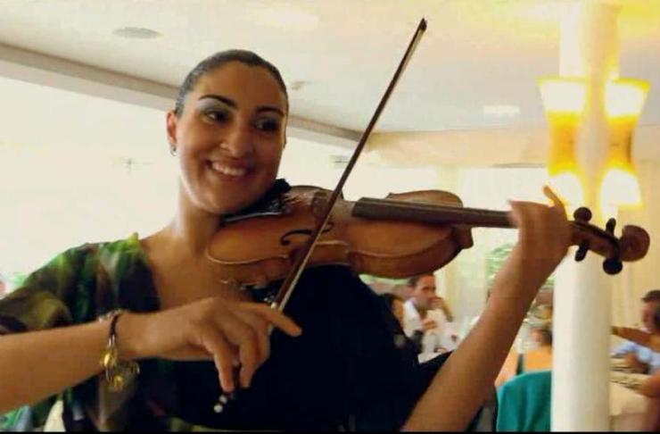 Carla De Fabrizio Violinista Lecce