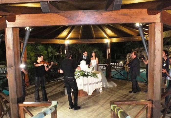 matrimonio nel salento con paolo e Dalila Live