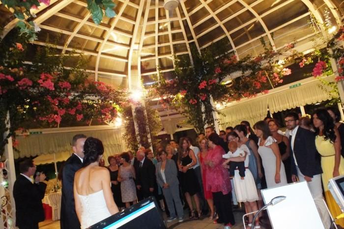 Matrimonio Brindisi gruppo per lanimmazione