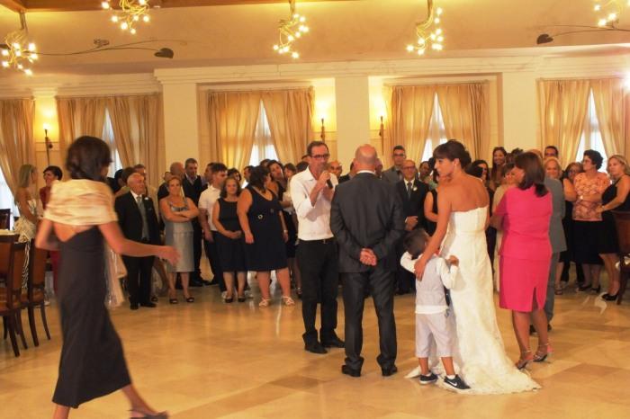 Animazione balli di gruppo matrimonio
