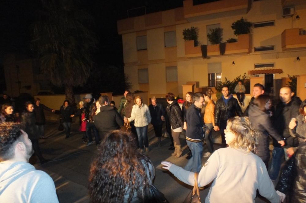 Provincia di Lecce gruppo animazione serenata