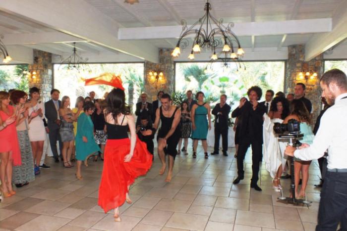 Ballerine pizzica Leccese