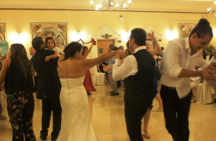 Matrimonio Lecce ballerine di pizzica