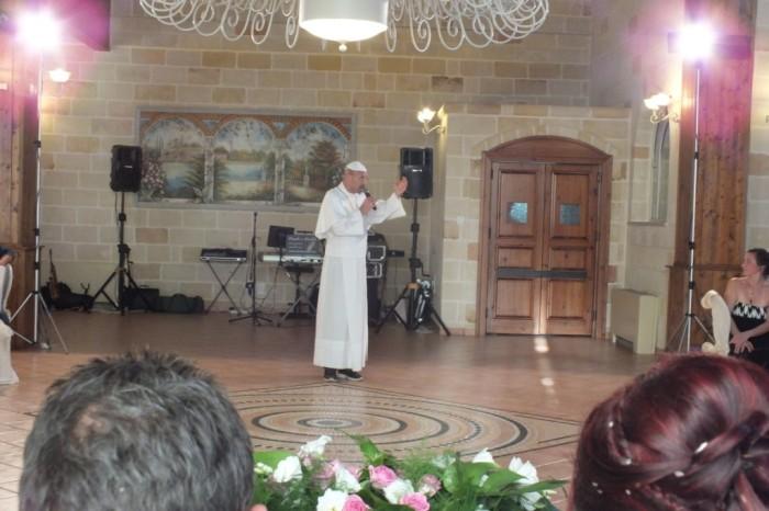 Matrimonio Brindisi spettacolo di cabaret