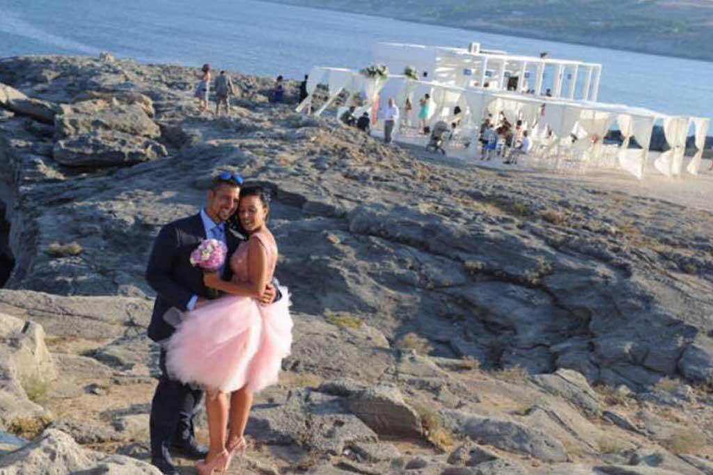 Grotta del conte cerimonia civile matrimonio