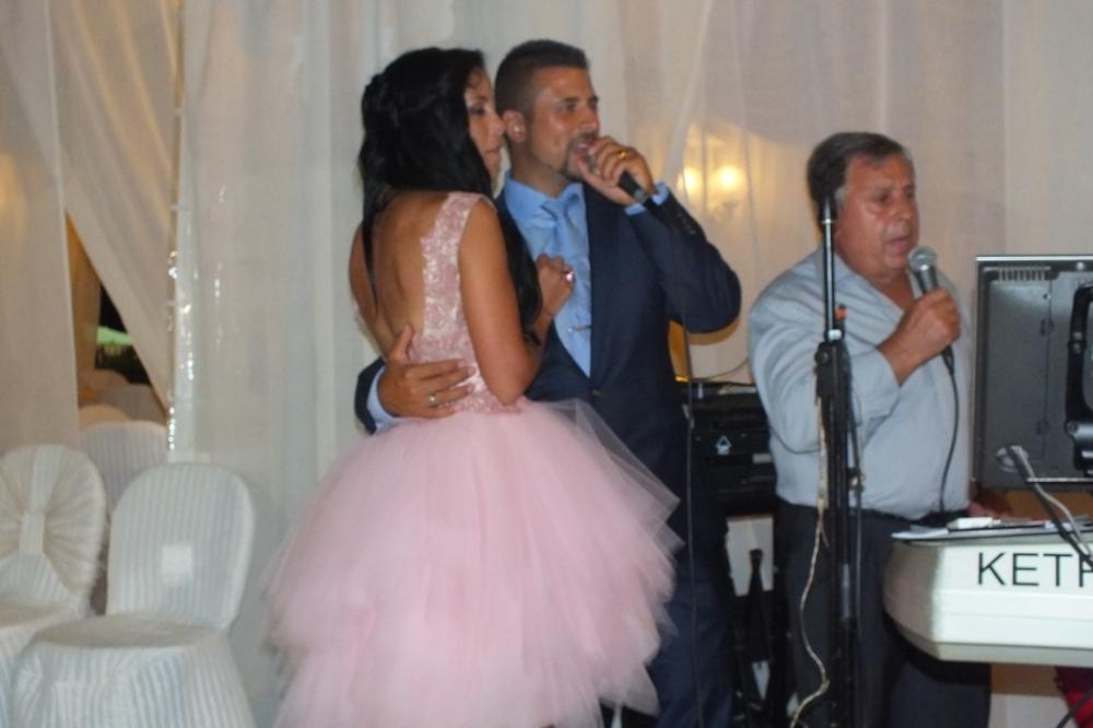 Matrimonio alla grotta del conte a Castro marina