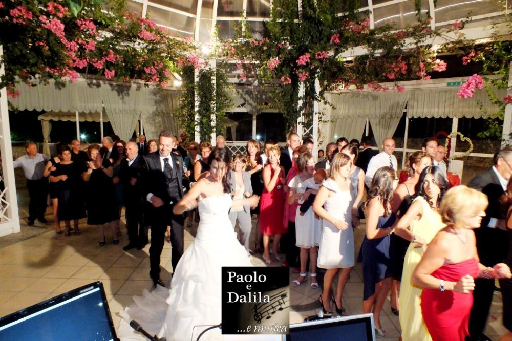 Musica e animazione matrimoni Brindisi