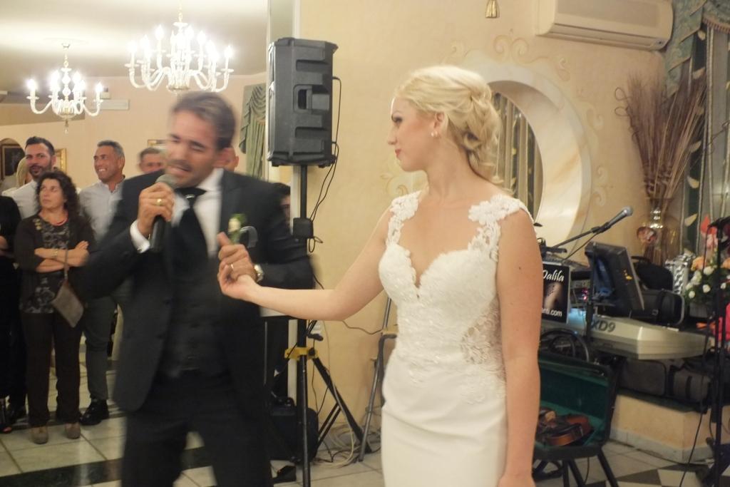 Matrimonio Lecce, intrattenimento musicale Paolo e Dalila Live
