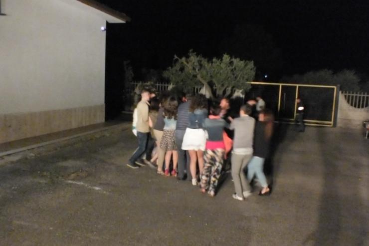 organizzare la serenata a Foggia