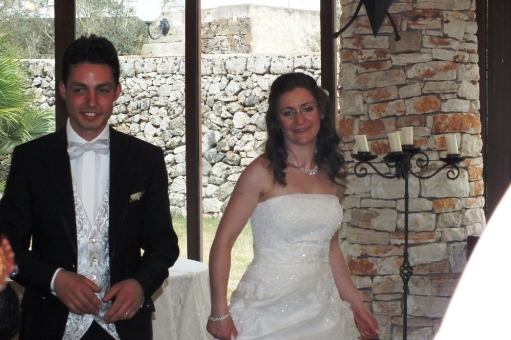 Ricevimento di nozze a Villa Elda