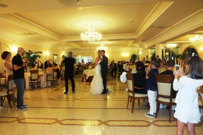 Paolo e Dalila Live musicisti che suonano nei matrimoni all'Augustus Resort