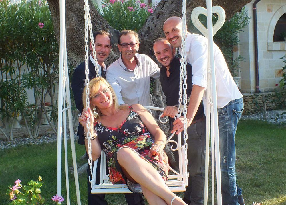 Masseria Le Torri matrimonio