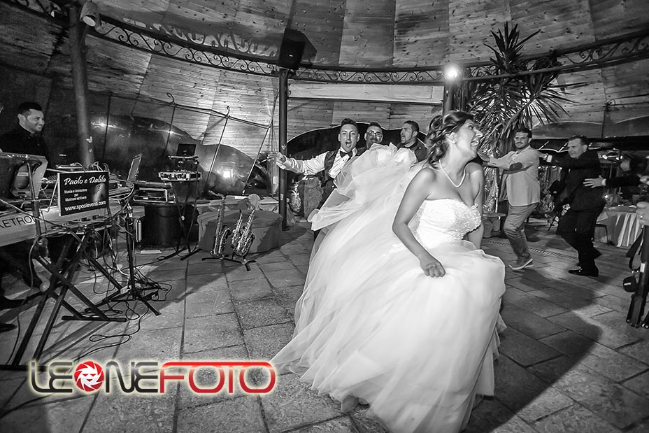 Matrimonio in villa Privata a Lecce con la musica di Paolo e Dalila Live