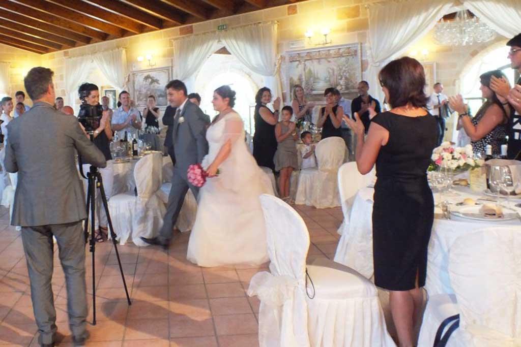 Musica sposi Masseria Le Torri
