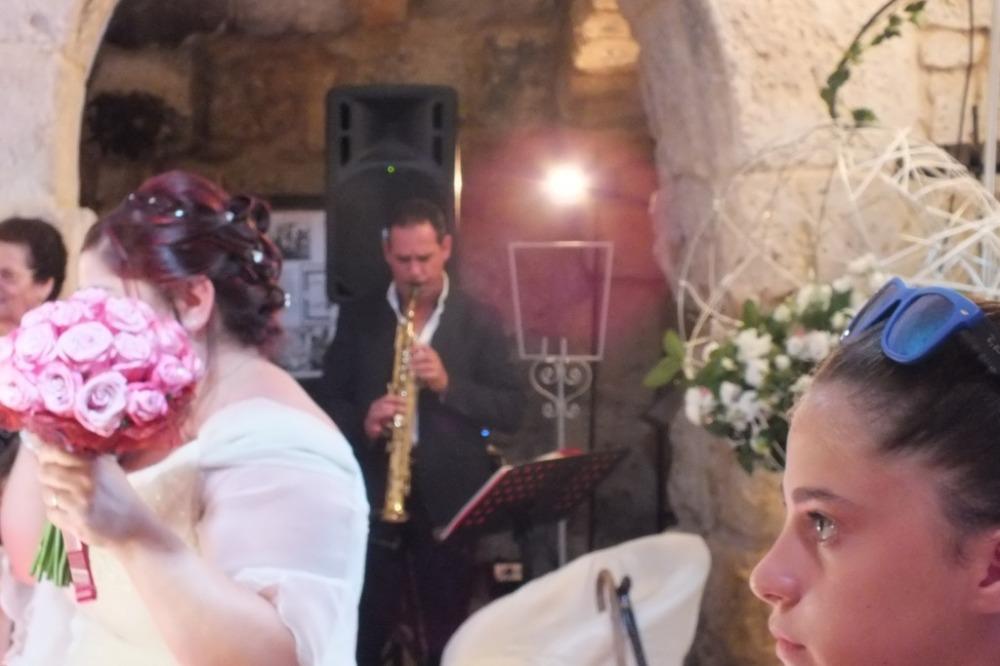 Musicista per la cerimnia di nozze a Brindisi e Provincia