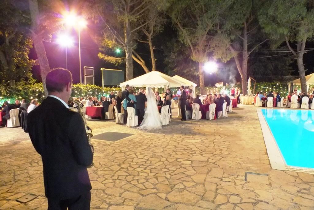 musicisti che suonano nei matrimoni a Brindisi e Provincia