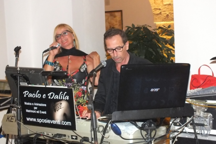 Paolo e Dalila Live matrimoni